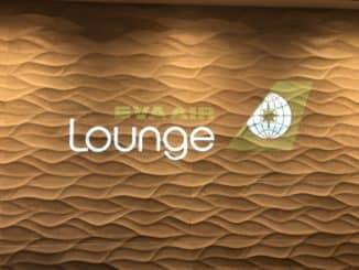 EVA Air Lounge Bangkok Lounge Logo