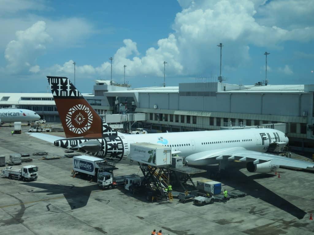 Fiji Airways gehört zukünftig zu oneworld connect