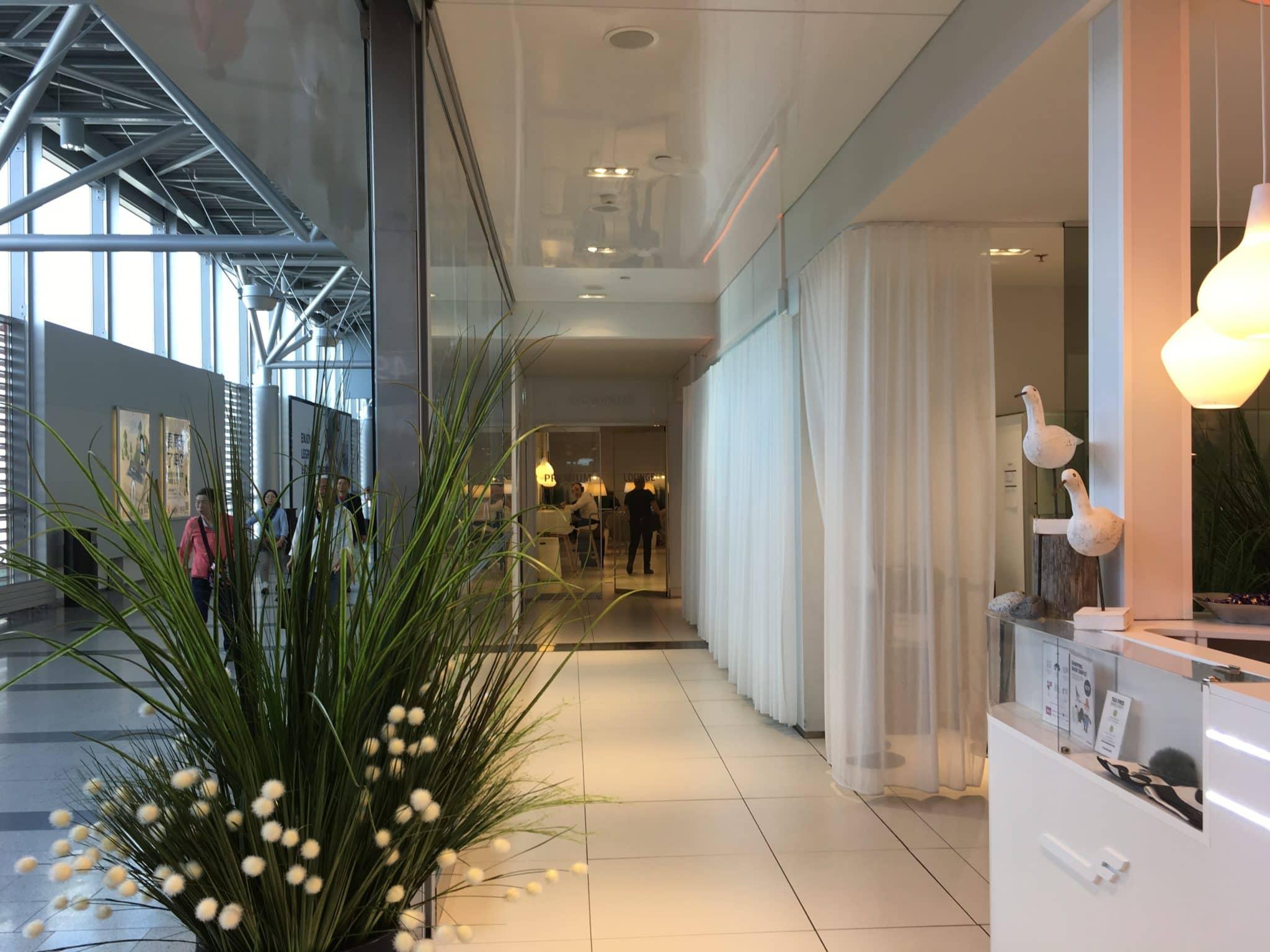 Finnair Lounge Helsinki Non-Schengen Premium Lounge