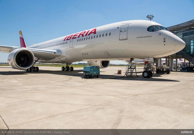 &copy Iberia