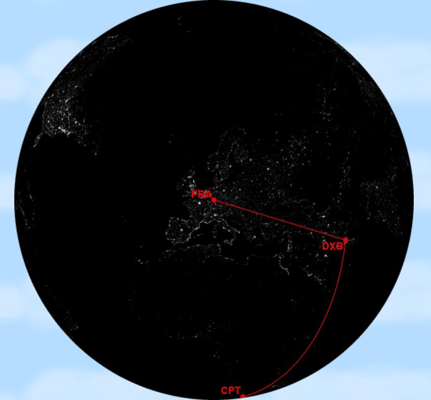 Flugdistanzen ermitteln: Great Circle Mapper   meilenoptimieren.com