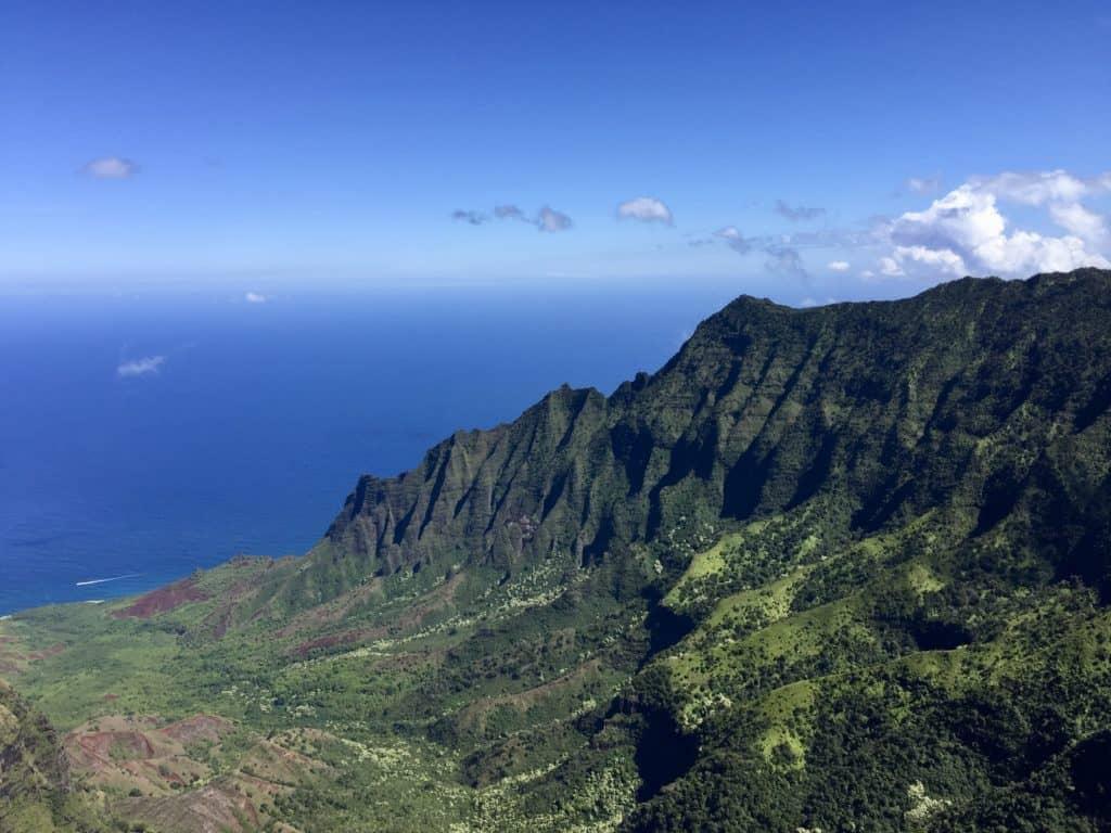 Kauai Kalalau Lookout