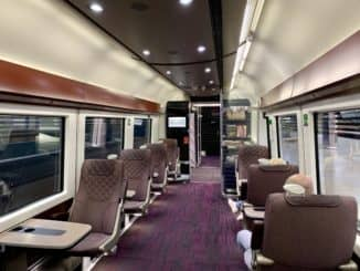 Heathrow Express Business First Class