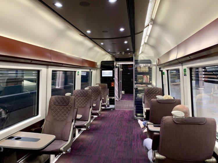 Heathrow Express Business First Class