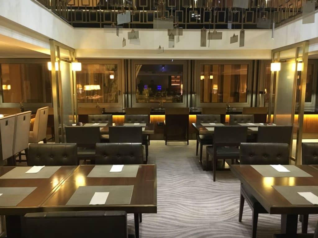 Hilton Budapest Executive Lounge