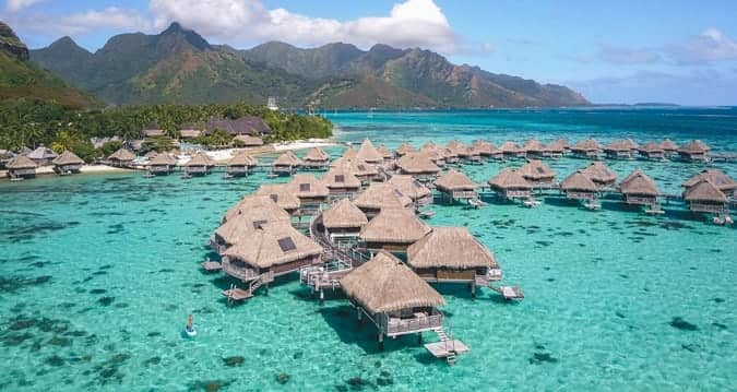 Hilton Moorea Lagoon Resort & Spa &copy Hilton