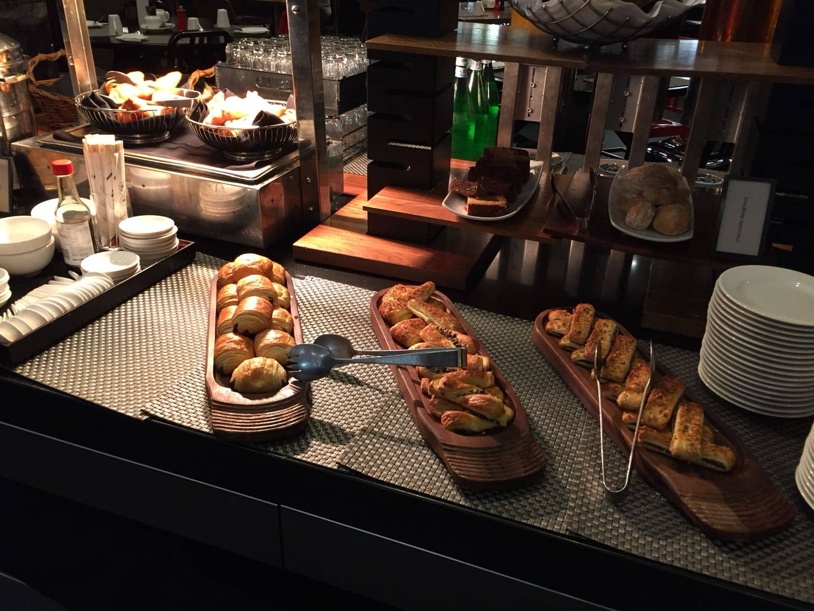 Hilton Honors Gold Status Frühstück 1