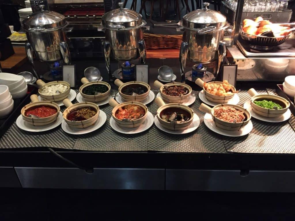 Hilton Honors Gold Status Frühstück 2