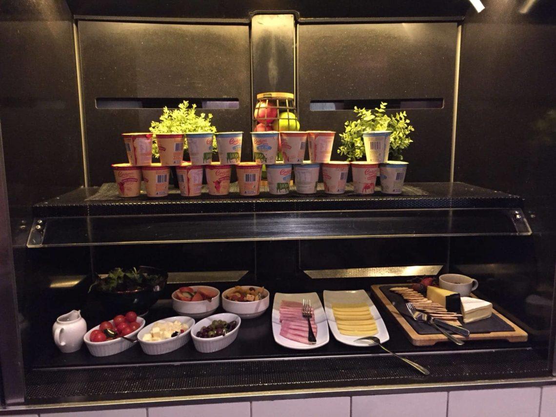 Hilton Honors Gold Status Frühstück 3
