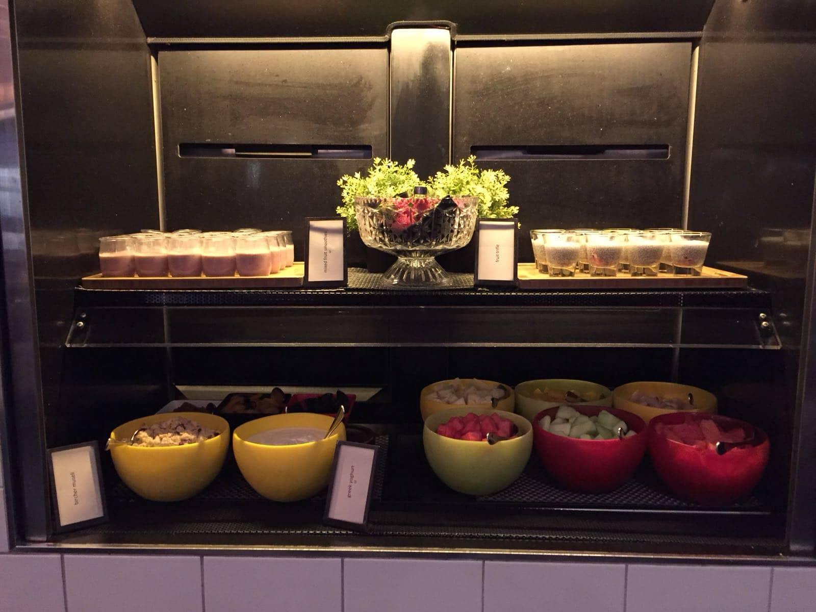 Hilton Honors Gold Status Frühstück 4