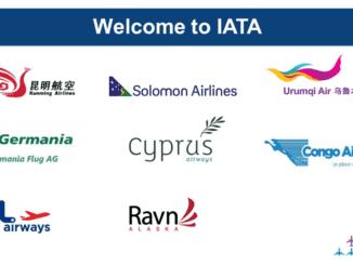 Die neuesten IATA-Mitglieder