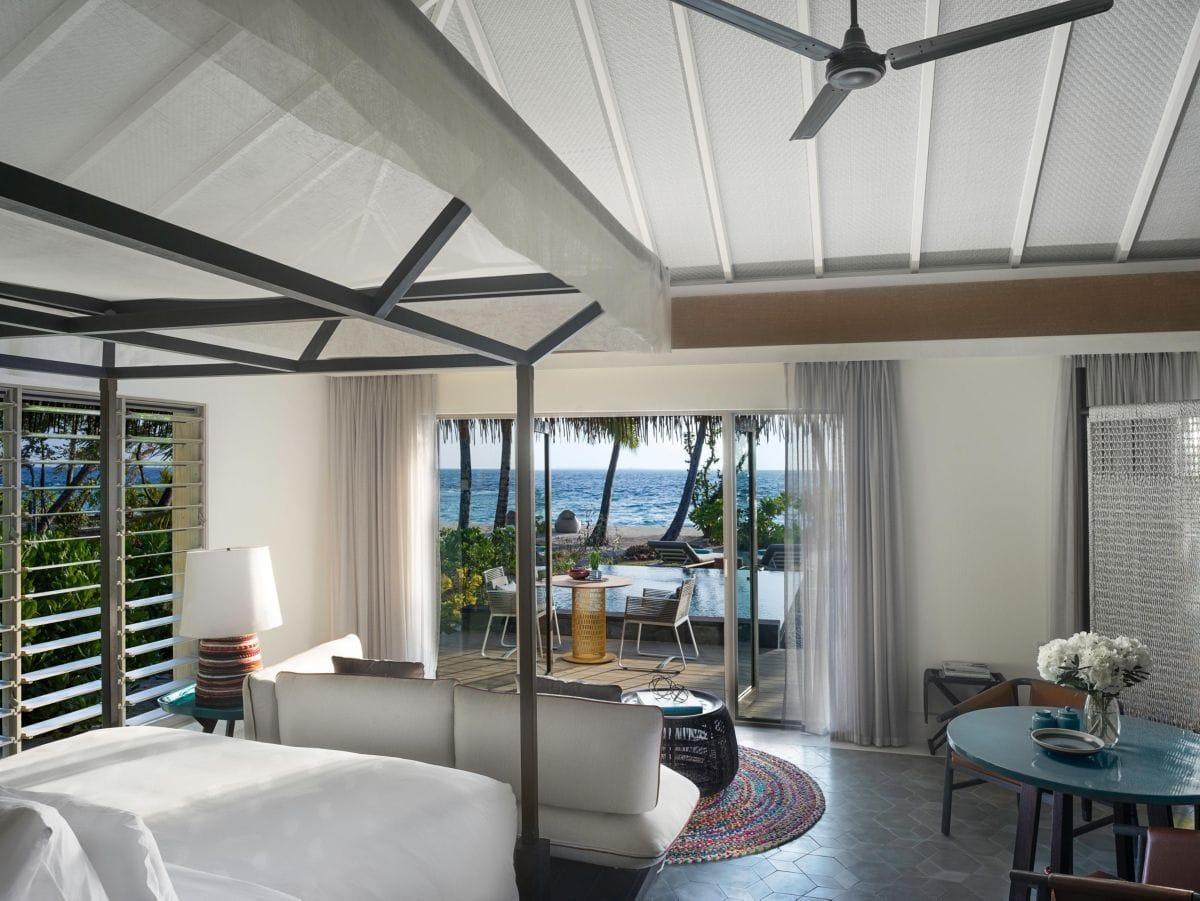 InterContinenal Maldives Beach Pool Villa