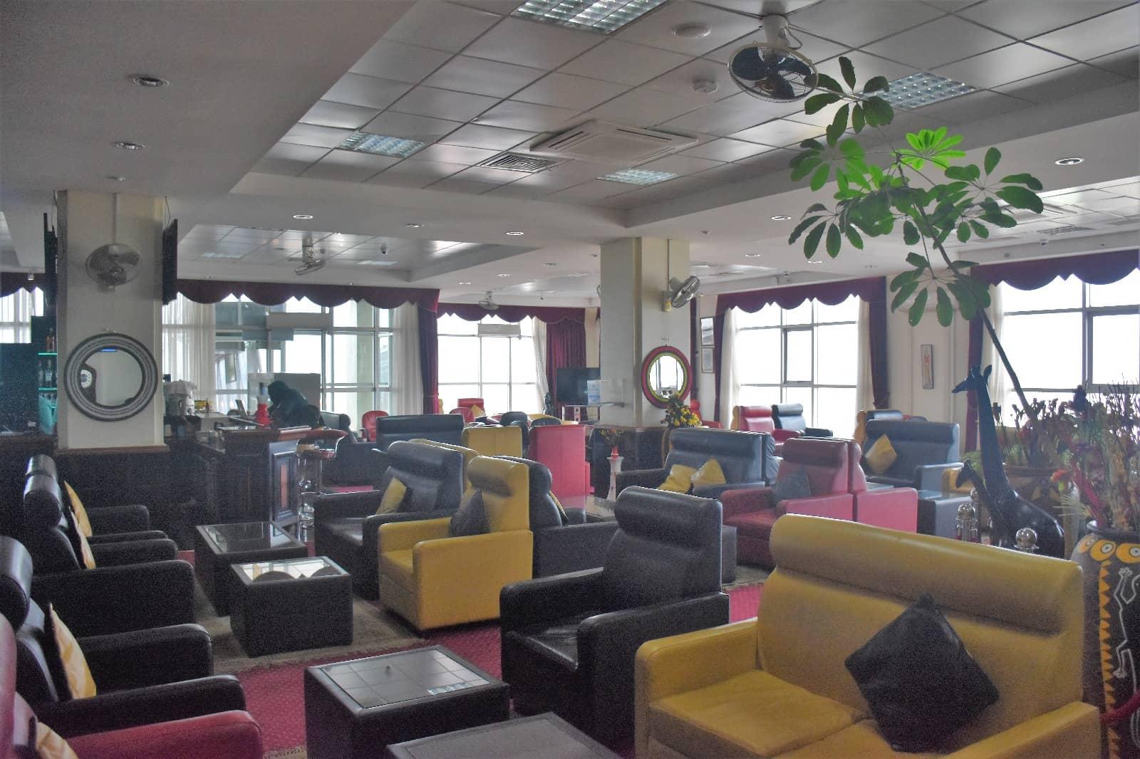 Karibuni Lounge Sessel