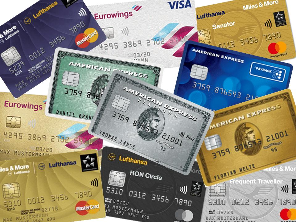 Welche ist die beste Kreditkarte zum Meilen sammeln?