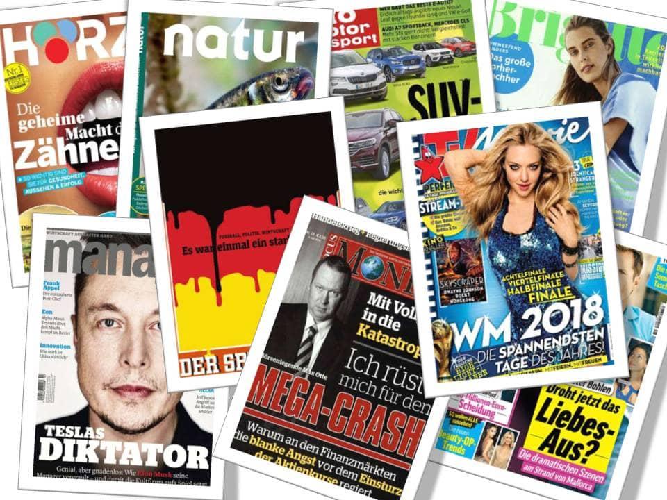 Den Verlagen und Zeitschriftenanbietern unter den Miles and More Partnern ist es zu verdanken, dass Miles & More Meilen sehr günstig gesammelt werden können