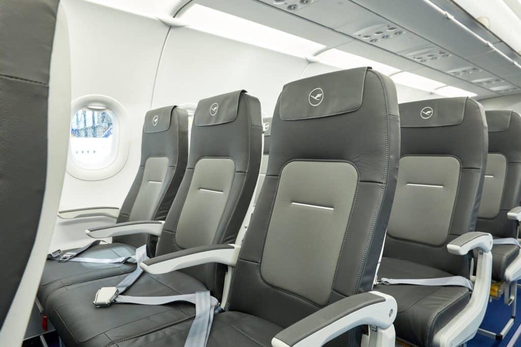 Der neue Lufthansa-Sitz für Kurz- und Mittelstrecken
