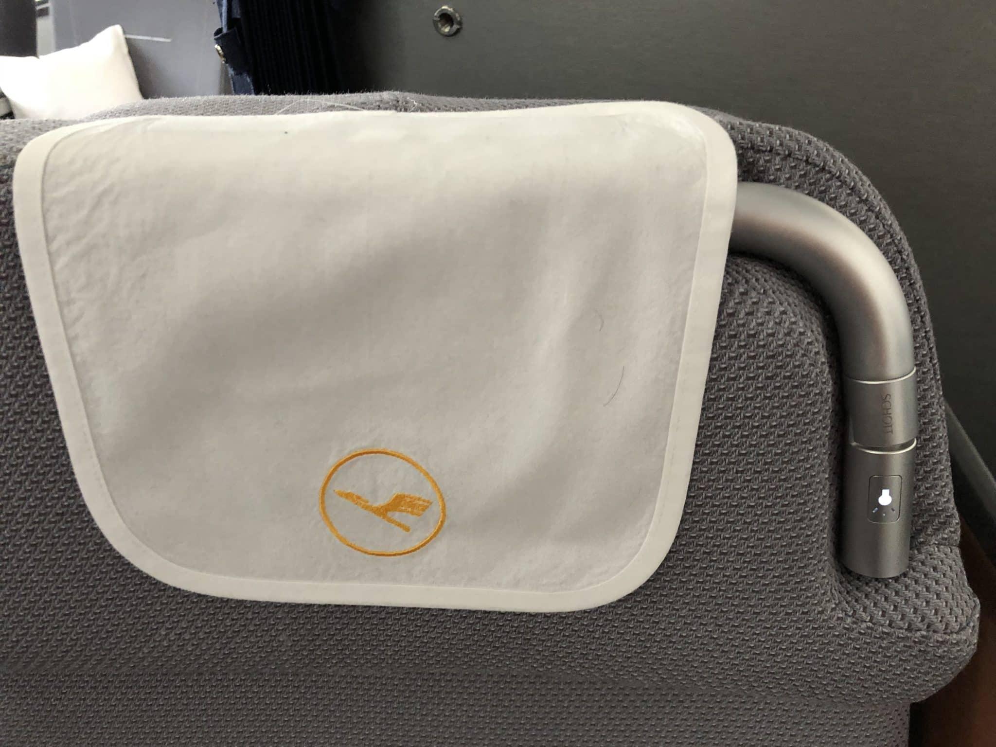 Lufthansa Business Class A350 Leselampe