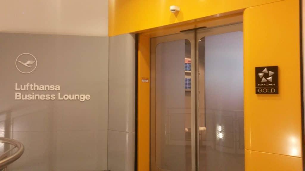 Lufthansa Business Lounge Frankfurt B24-B28