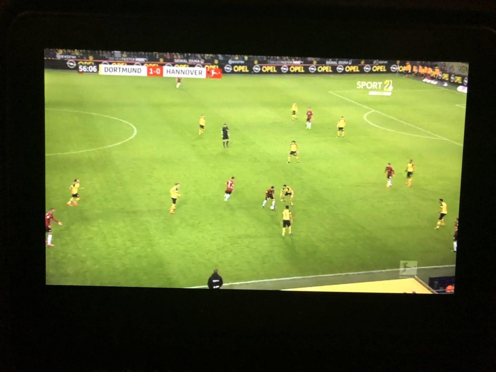 Lufthansa Premium Economy Live TV