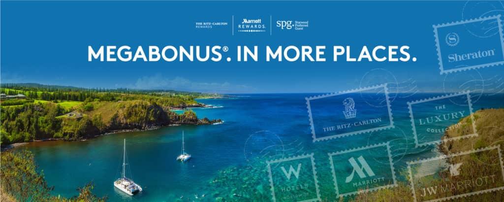 Marriott Rewards MegaBonus Promotion &copy Marriott