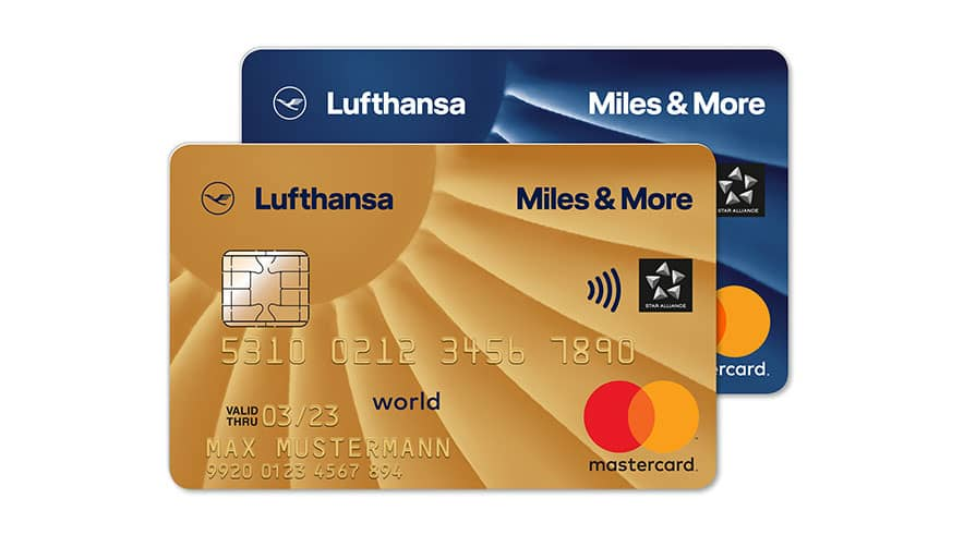 Lufthansa Miles And More Karte.Doppelte Meilen Mit Der Miles And More Kreditkarte
