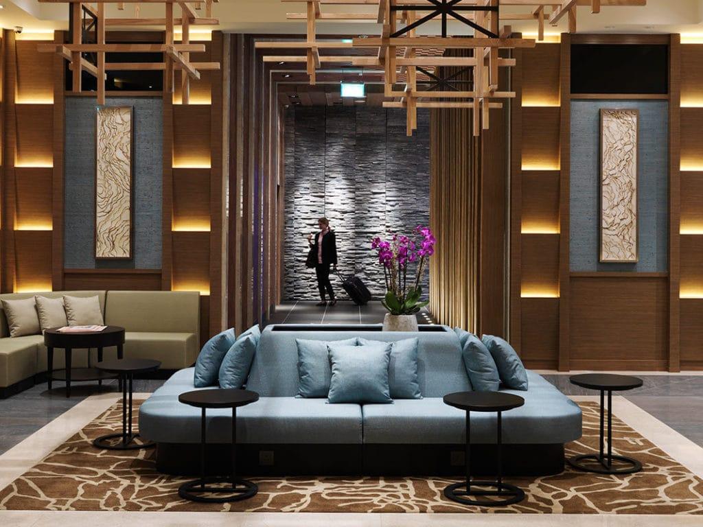 Plaza Premium Lounge, London Heathrow Airport, Terminal 2 (Departures) © Plaza Premium Lounge
