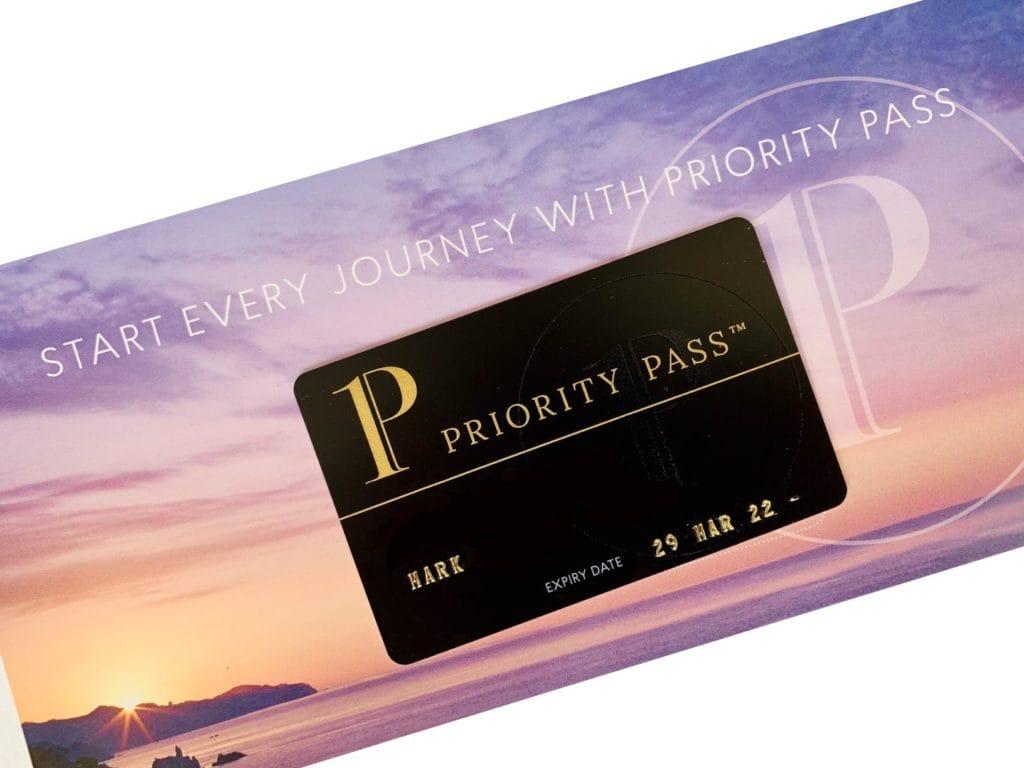 Priority Pass Prestige für American Express Kreditkarteninhaber