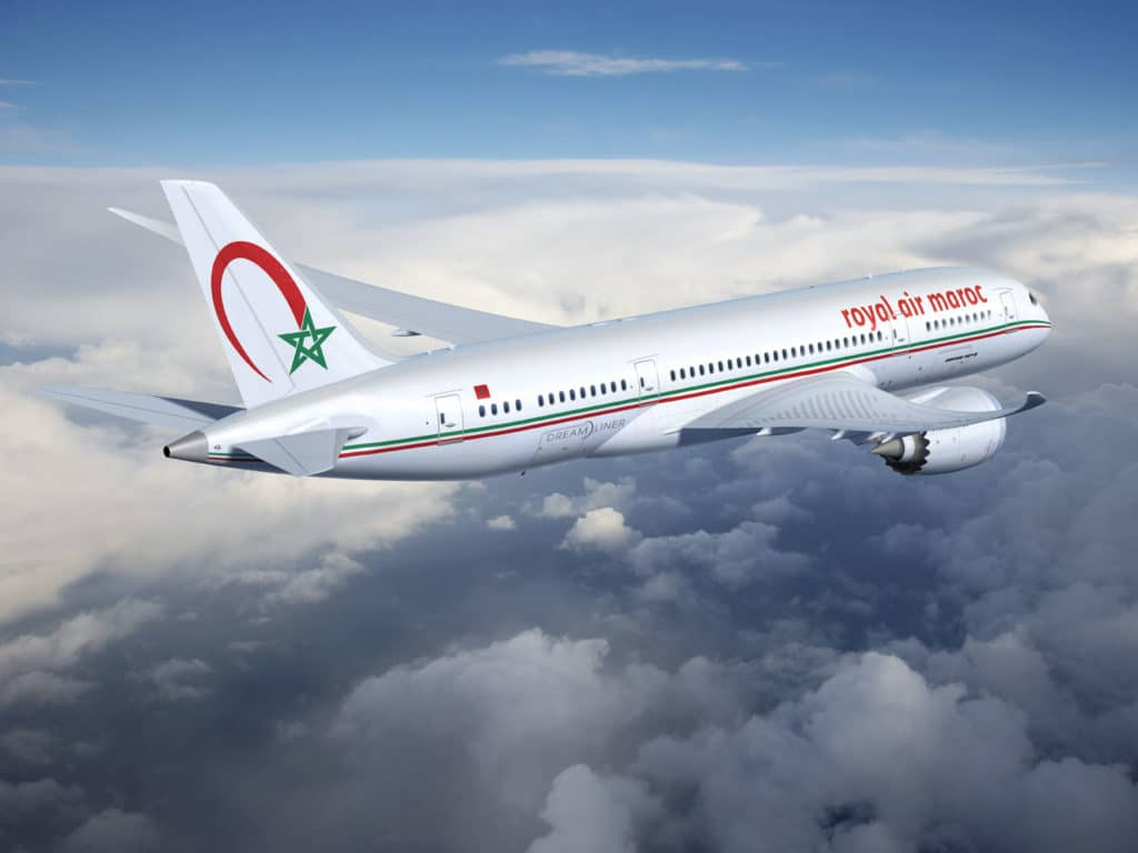 Royal Air Maroc Dreamliner © oneworld-RAM