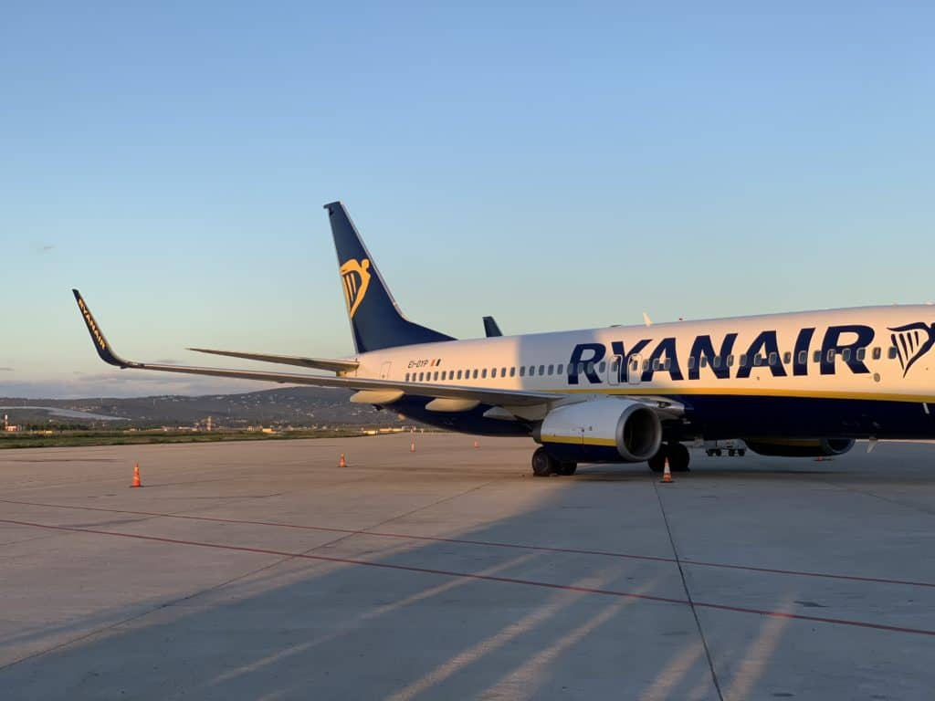 Auch mit Ryanair Flügen lassen sich indirekt Meilen sammeln