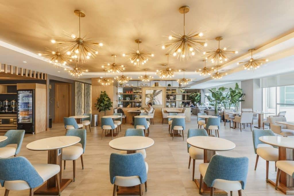 Sala VIP Internacional Lounge Quito &copy Priority Pass