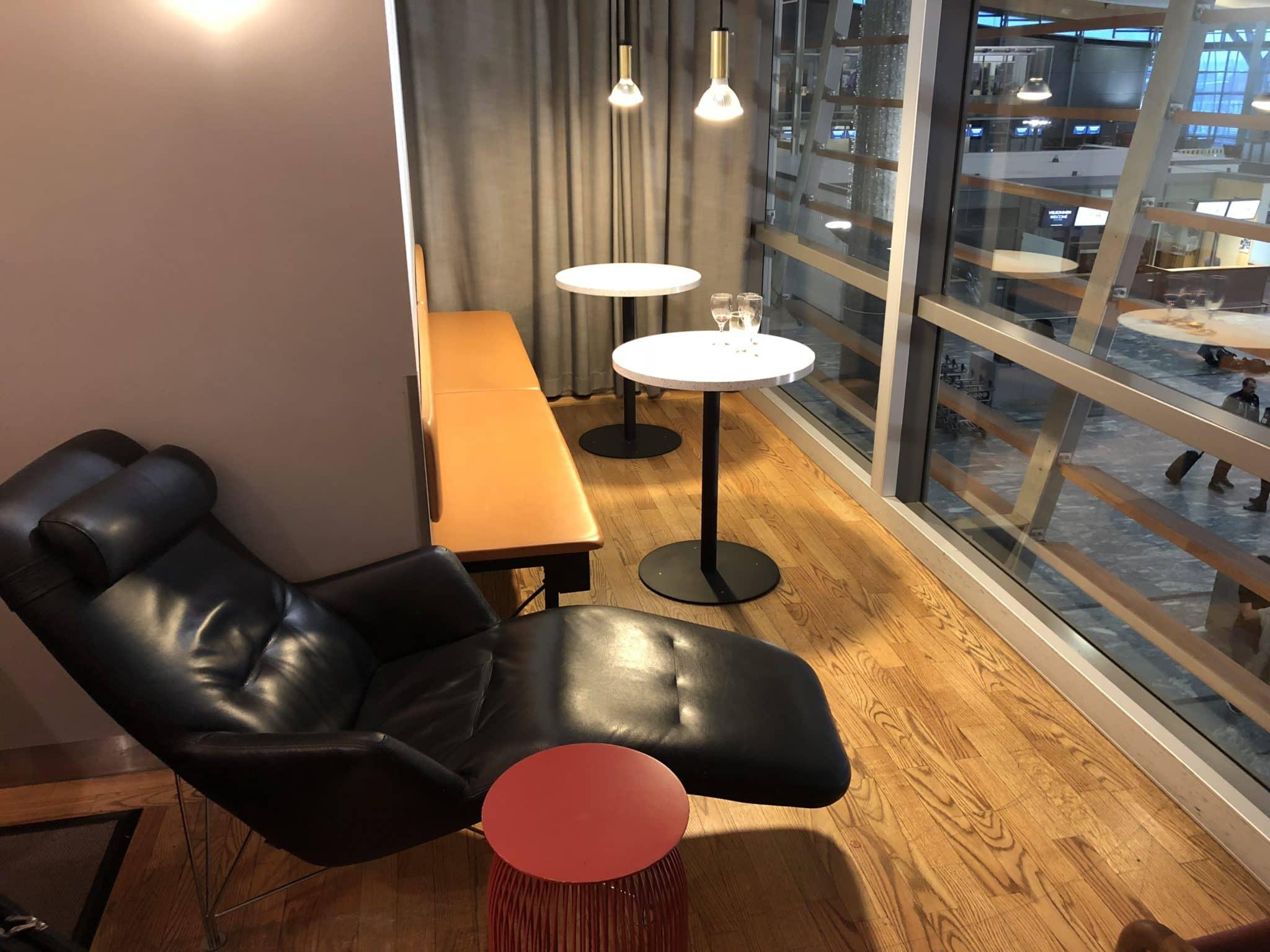 SAS Gold Lounge Oslo-Gardermoen Liege