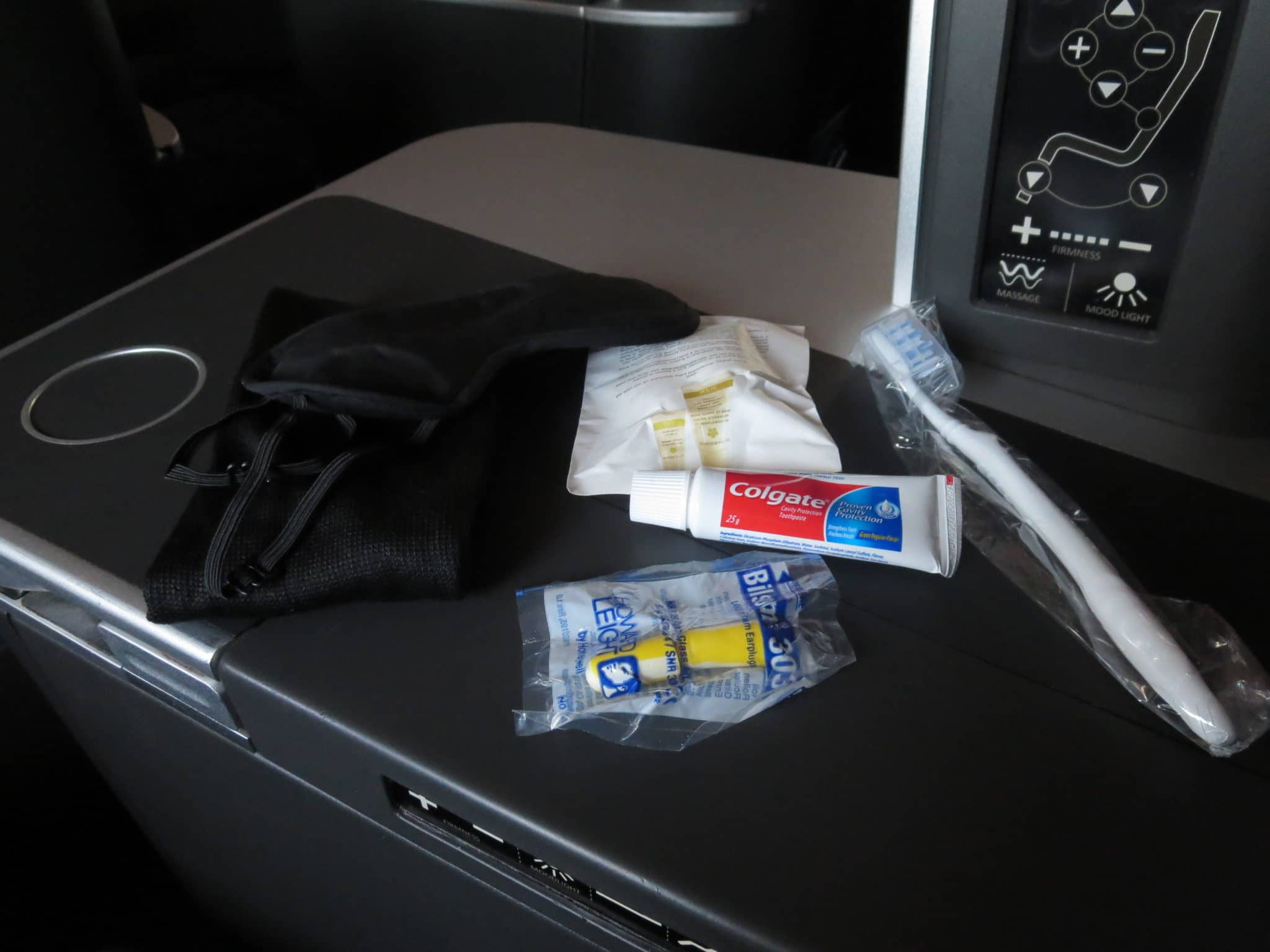 SAS Business Class Amenity Kit