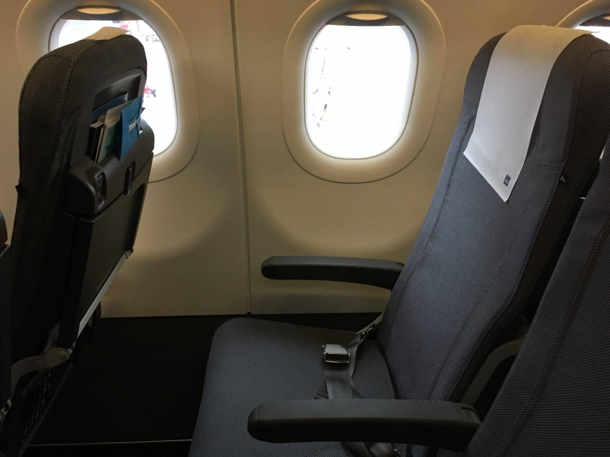 SAS Plus Sitze im A320 und A321