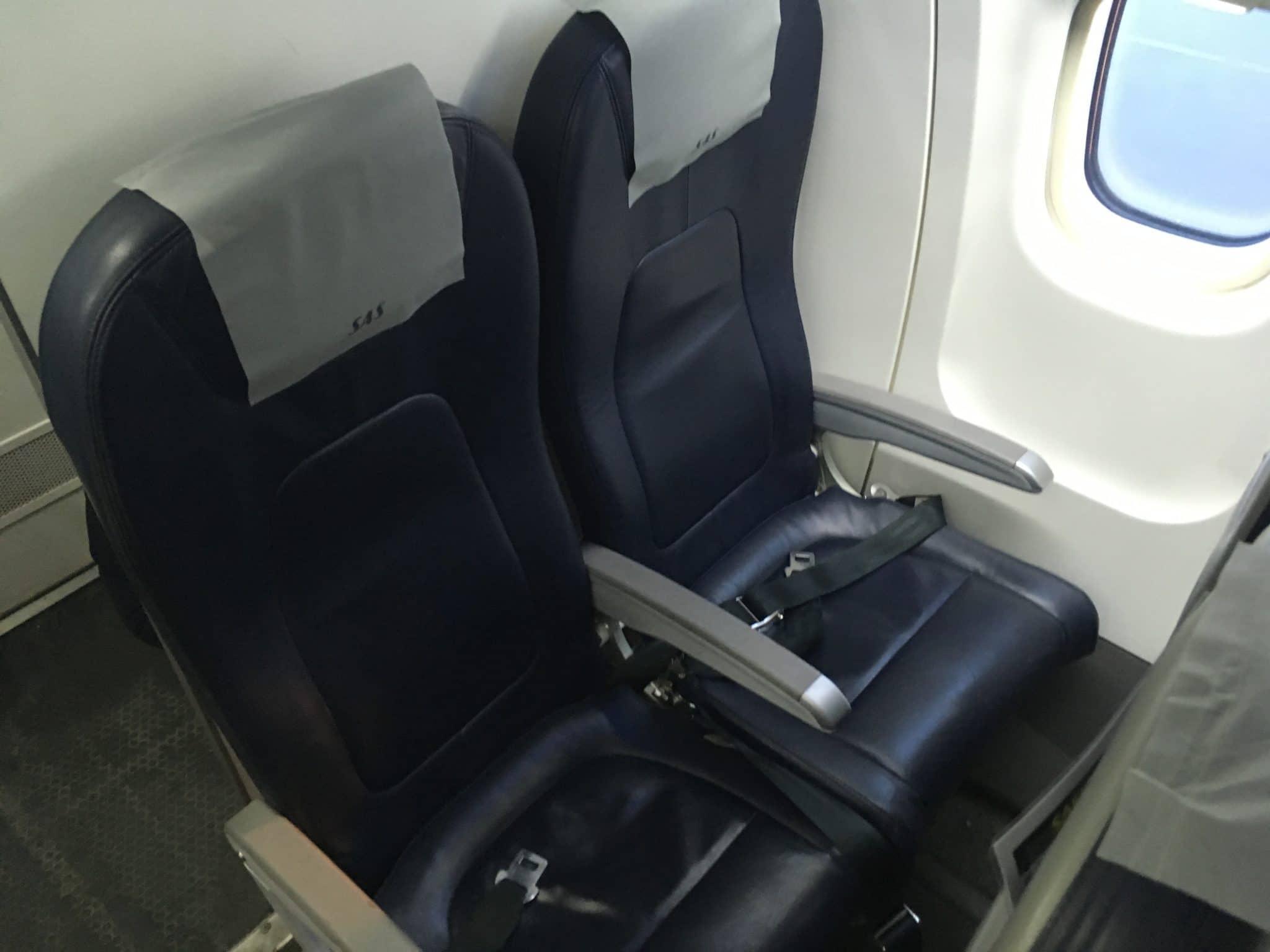 SAS Plus Sitze ATR72
