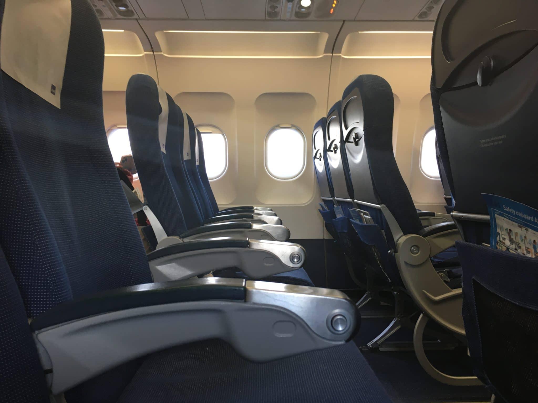 SAS Plus B737 Sitze