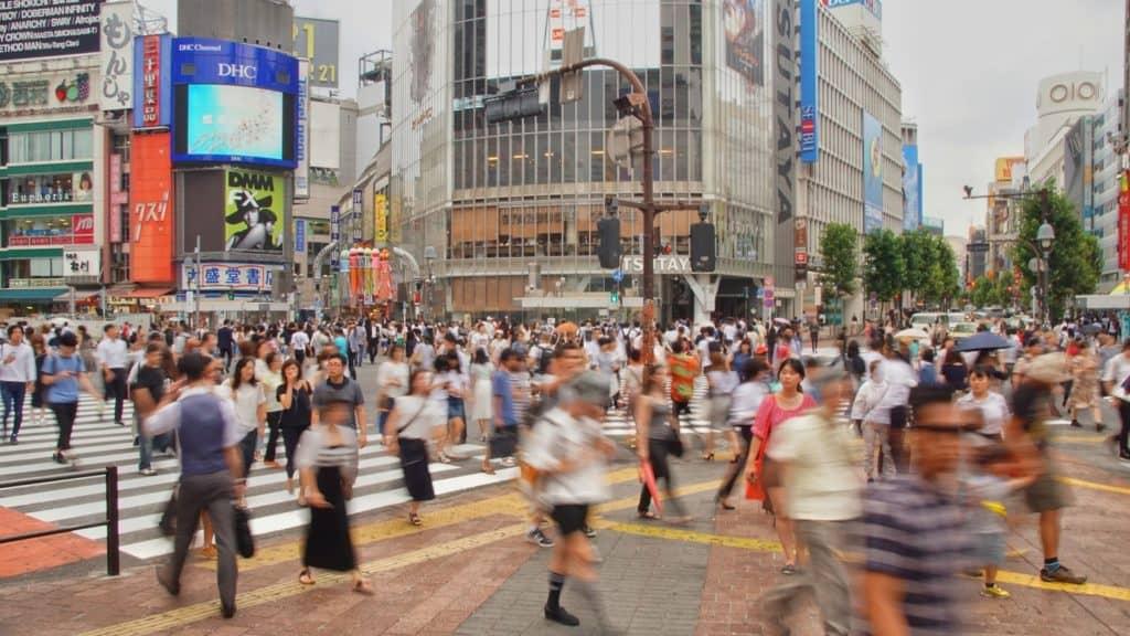 Shibuya Plaza - Tokyo