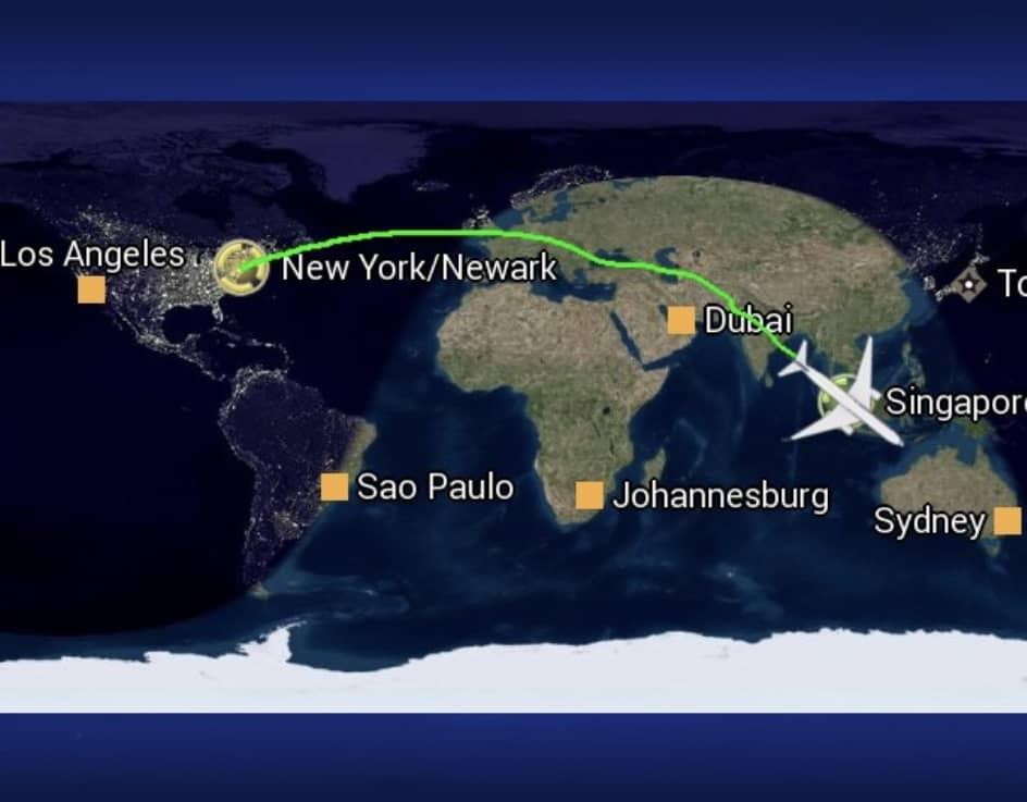 Review: Der längste Flug der Welt EWR - SIN | meilenoptimieren.com