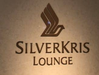 Singapore Airlines Silverkris Lounge Brisbane Logo