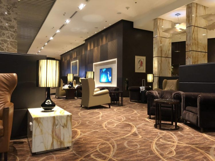 Singapore Airlines neue First Class A380 Private Room