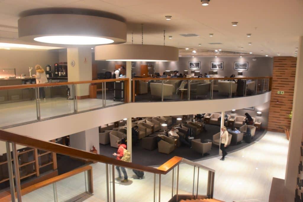 Die Hanaq VIP Lounge Lima gehört zum Priority Pass Netzwerk