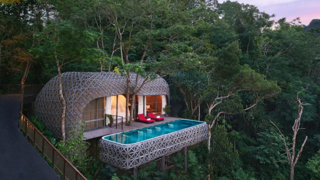 Das SLH Keemala auf Phuket kommt bei Hyatt in Kategorie 7