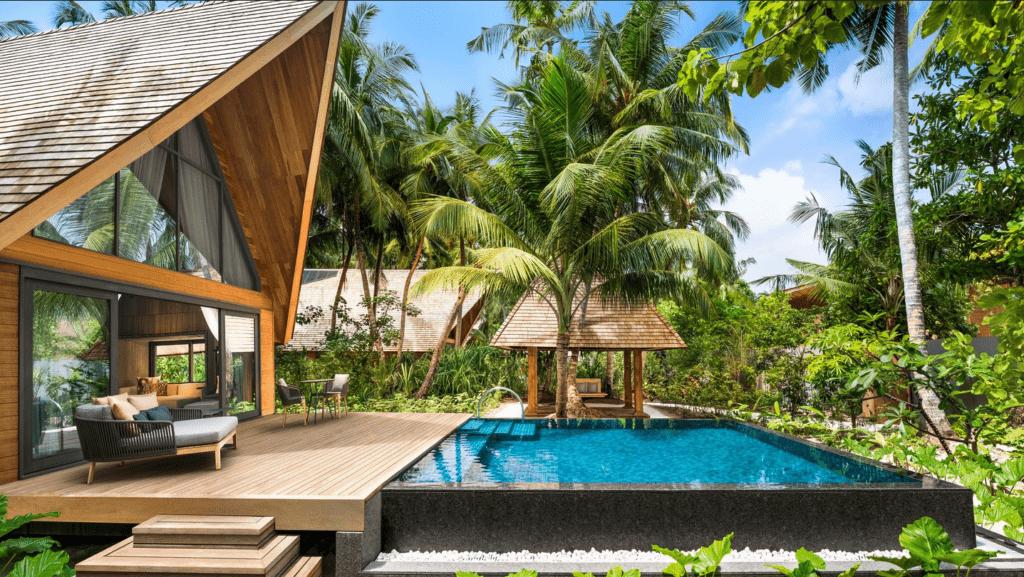 St. Regis Maldives - Garden Villa © Marriott