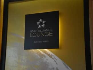 Logo der Star Alliance Lounge Buenos Aires