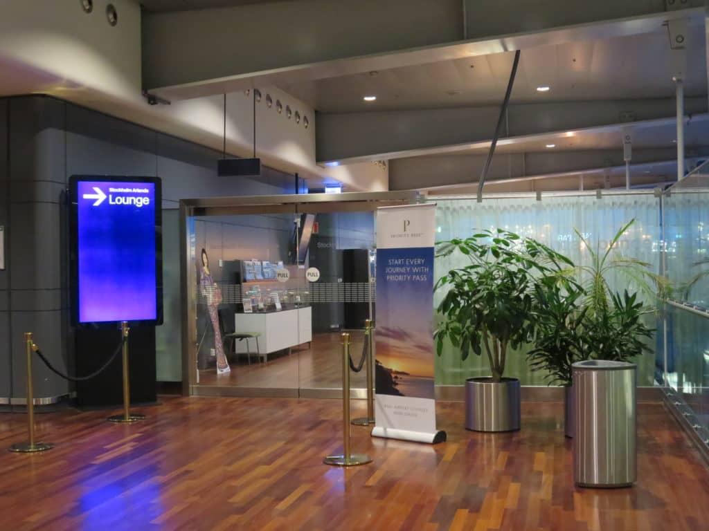 Die Stockholm Arlanda Lounge ist eine von über 1.000 Priority Pass Lounges