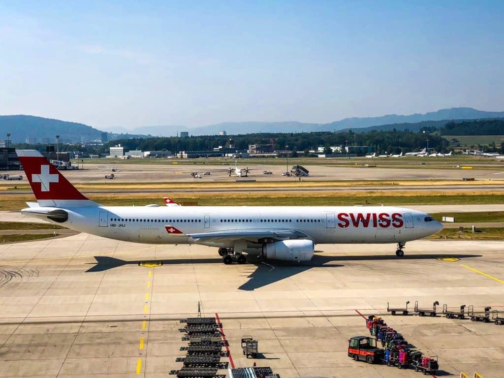 Swiss Airbus A330-300 - Bald nach Washington D.C. unterwegs