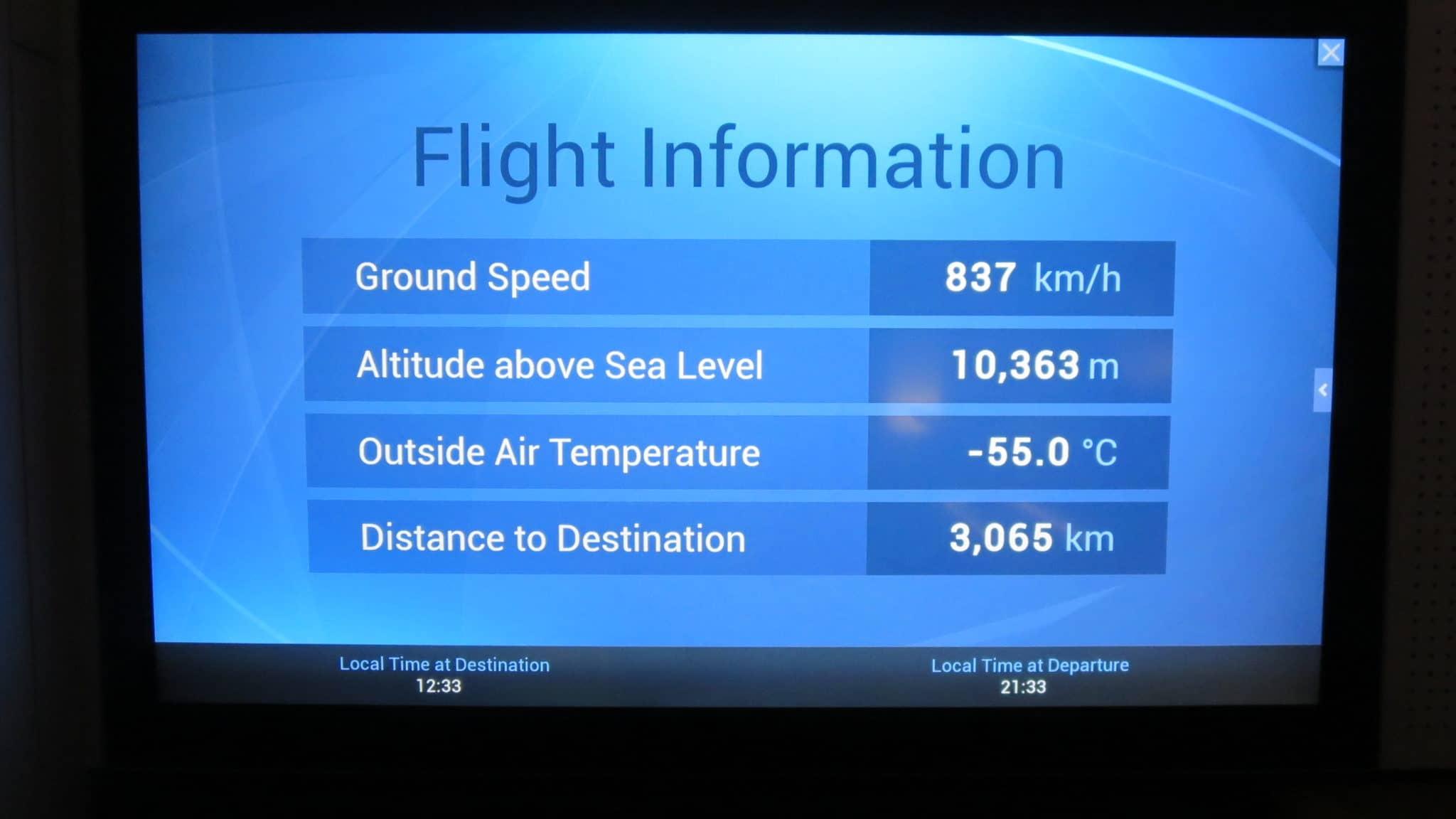 Swiss First Class Boeing 777-300ER Flightshow