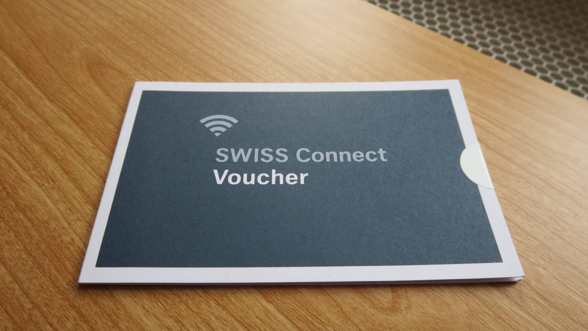 Swiss First Class Internet Connect Voucher