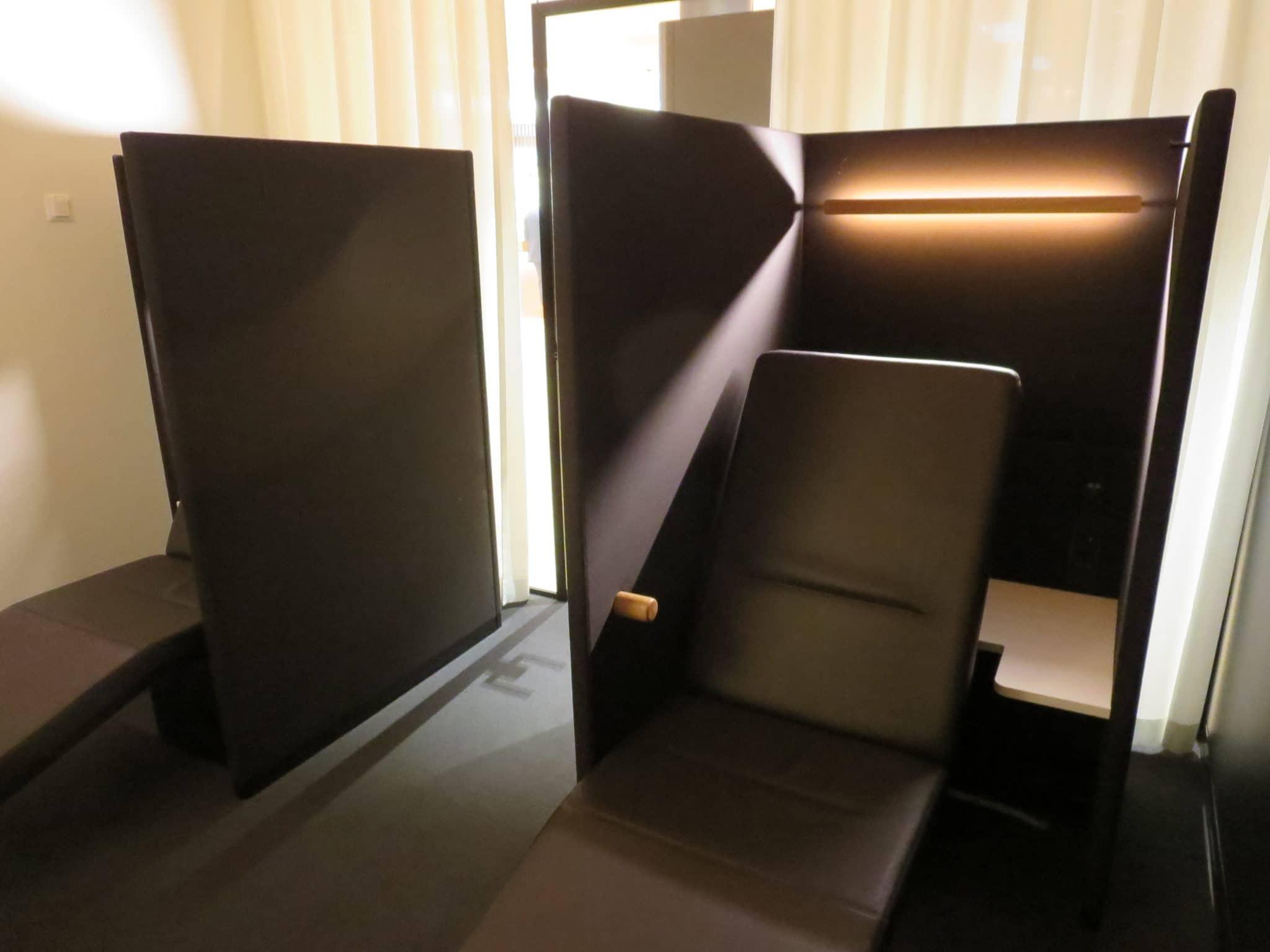 Swiss First Class Lounge Zürich A Relax Area