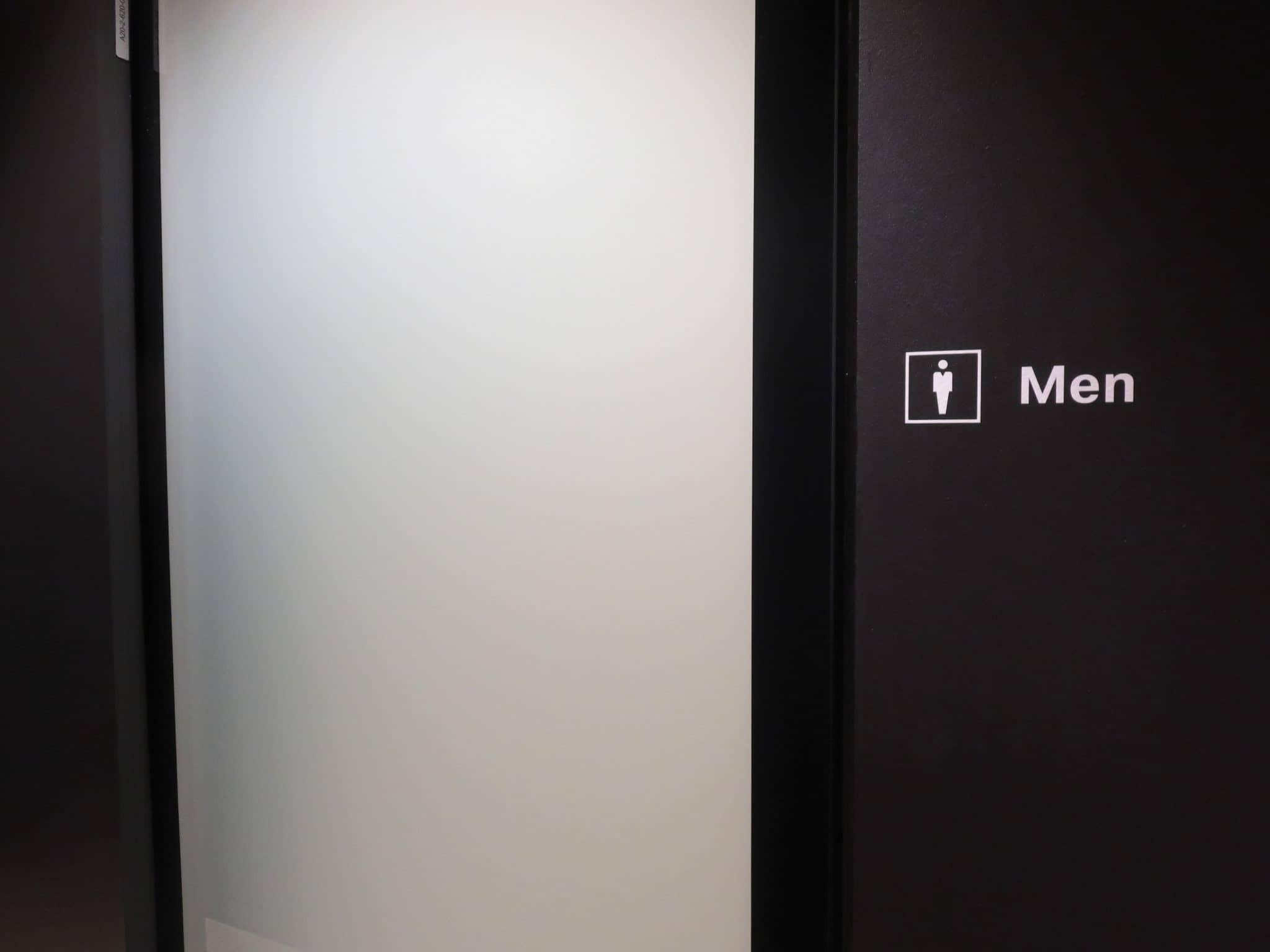 Swiss First Class Lounge Zürich A WC