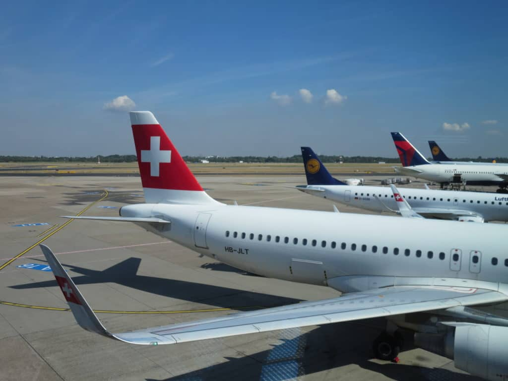 Swiss und Lufthansa sind nur zwei der vielen Miles & More Partnerairlines